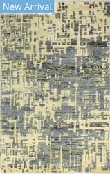 Bashian Noho N113-Ach105 Gold - Grey Area Rug
