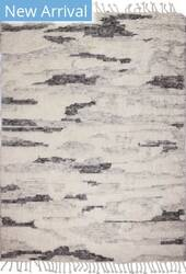 Bashian Shaggy S168-Bnsh11 Ivory - Natural Area Rug
