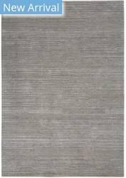 Calvin Klein Abyss CK990 Silver Grey Area Rug