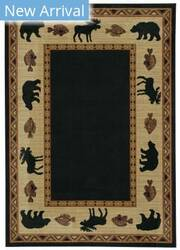 Capel Cottage Grove 2365 Coal Area Rug
