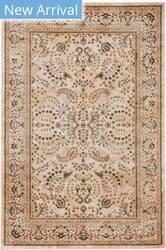 Capel Taraji-Isfahan 4851 Alabaster Area Rug