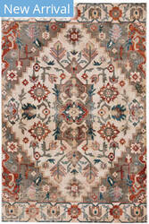 Capel Taraji-Kazak 4852 Ivory Multi Area Rug