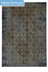 Capel Municipality-Del Mar 3410 Dark Blue Area Rug