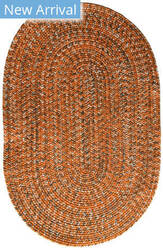 Capel Team Spirit 0301 Orange Grey Area Rug