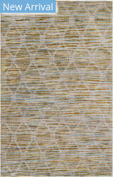 Company C Colorfields Dakota 10960 Blue Area Rug