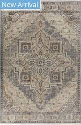 Dalyn Baku Bu1 Pewter Area Rug