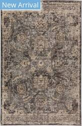 Dalyn Mercier Mr2 Pewter Area Rug