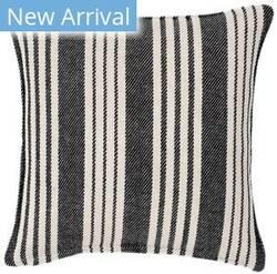 Dash And Albert Birmingham Pillow Woven Black Area Rug