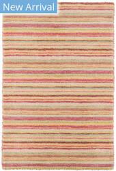 Dash And Albert Brindle Stripe Pastel Area Rug