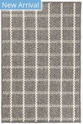 Dash And Albert Framework Woven Grey Area Rug