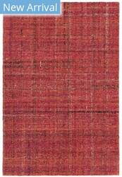 Dash And Albert Harris Micro Hooked Crimson Area Rug