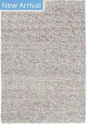 Dash And Albert Loggia Woven Grey Area Rug