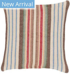 Dash And Albert Ranch Pillow Stripe Multi Area Rug