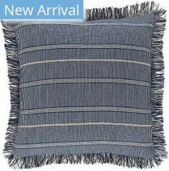 Dash And Albert Samson Pillow Woven Navy Area Rug