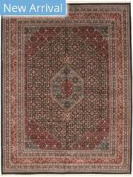 Eastern Rugs Bidjar 13634 Black Area Rug