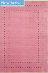 Eastern Rugs Lori Baft Ll4pk Pink Area Rug