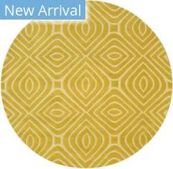 Eastern Rugs Marla Me106yl Yellow Area Rug