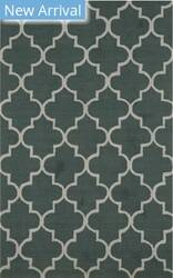 Eastern Rugs Moroccan Me2gn Green Area Rug