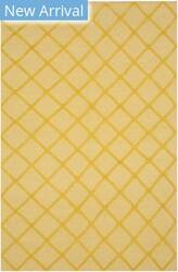 Eastern Rugs Xavier T167yl Yellow Area Rug