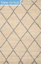 Eastern Rugs Moroccan T171iv Ivory Area Rug