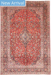 Eastern Rugs Kashan X36141 Blue Area Rug