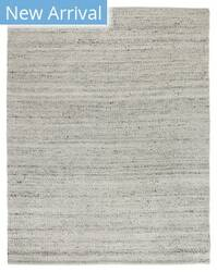 Exquisite Rugs Eres Hand Woven 3857 Silver Area Rug