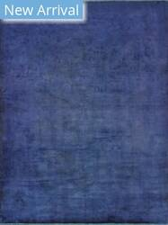 Famous Maker Overdyes 43845 Blue Area Rug