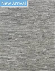 Famous Maker Naro 100003 Grey - Beige Strie Area Rug