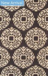 Famous Maker Transitional Pbw-784 Brown - Beige Area Rug