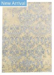 Famous Maker Transitional Pbw-819b Green - Blue Area Rug