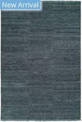 Famous Maker Soumak Basic 100497 Mineral Grey Area Rug