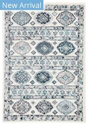 Famous Maker Valarie Caytes Val-1080 White - Gray Area Rug