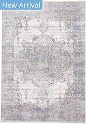 Feizy Cecily 3586f Gray Area Rug
