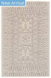 Feizy Branson 8754f Ivory - Light Gray Area Rug