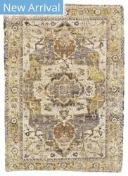 Feizy Mcclare I0566 Blue - Gray Area Rug