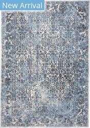 Feizy Ainsley 3900f Blue - Charcoal Area Rug