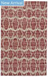 Feizy Lilliana 0764f Red Area Rug