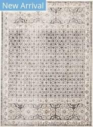 Feizy Kano 3874f Gray - Ivory Area Rug