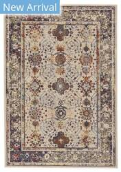 Feizy Zenith I3102 Cotton - Blue Area Rug