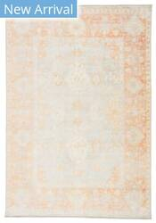 Jaipur Living Boheme Patrin Boh02 Orange - Light Gray Area Rug