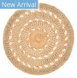 Jaipur Living Cercles Peony Cec03 Beige - Gray Area Rug