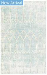 Jaipur Living Ceres Solana Cer06 Teal - Gray Area Rug