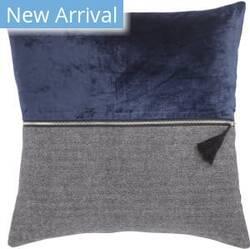 Jaipur Living Cosmic By Nikki Chu Pillow Kirat Cnk50 Blue - Gray