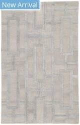 Rugstudio Sample Sale 186046R Beige - Silver Area Rug