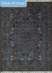 Jaipur Living One Of A Kind Lbt-07 Frost Gray - Liquorice Area Rug
