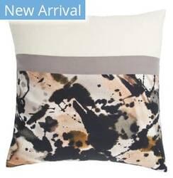 Jaipur Living En Casa By Luli Sanchez Pillow Arden Lsc30 Black - Cream Area Rug