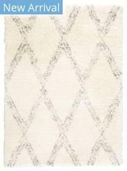 Jaipur Living Minka Faolen Mka01 Ivory - Light Gray Area Rug