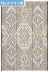 Jaipur Living Monteclair Shiloh Moc05 Dark Gray - Cream Area Rug