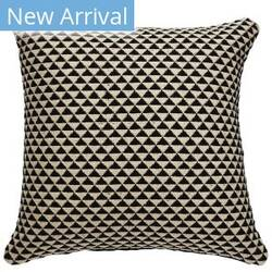 Jaipur Living National Geographic Home Collection Pillows Pillow Karoo Ngp36 Black - Ivory Area Rug