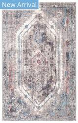 Jaipur Living Ostara Mally Ost05 Gray - Pink Area Rug